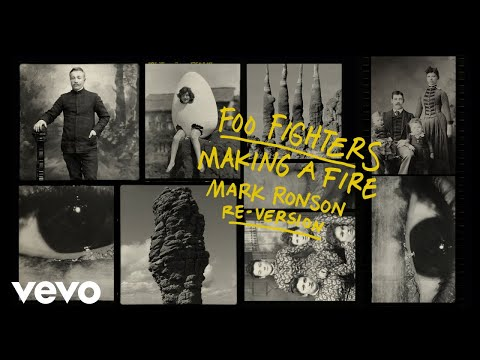 Icon Making A Fire - Mark Ronson Re-Version