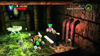 Xbox 360 Longplay [010] Lego Batman Power Crazed Penguin (Free Play 2 of 2)