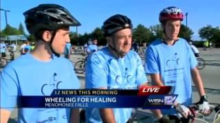 Wheeling for Healing held on Saturday