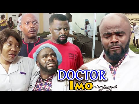 DOCTOR IMO Season 5&6 - Chief Imo 2019 Latest Nigerian Nollywood Comedy Movie Full HD