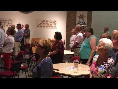 afscheidsavond Bethelkerk Hengelo 29-06-2018