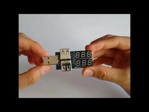 How to Measure Voltage and current of Raspberry pi