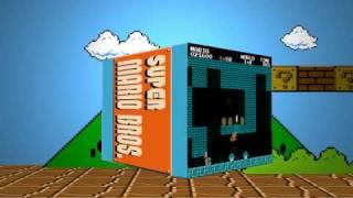 Super Mario Bros Commercial