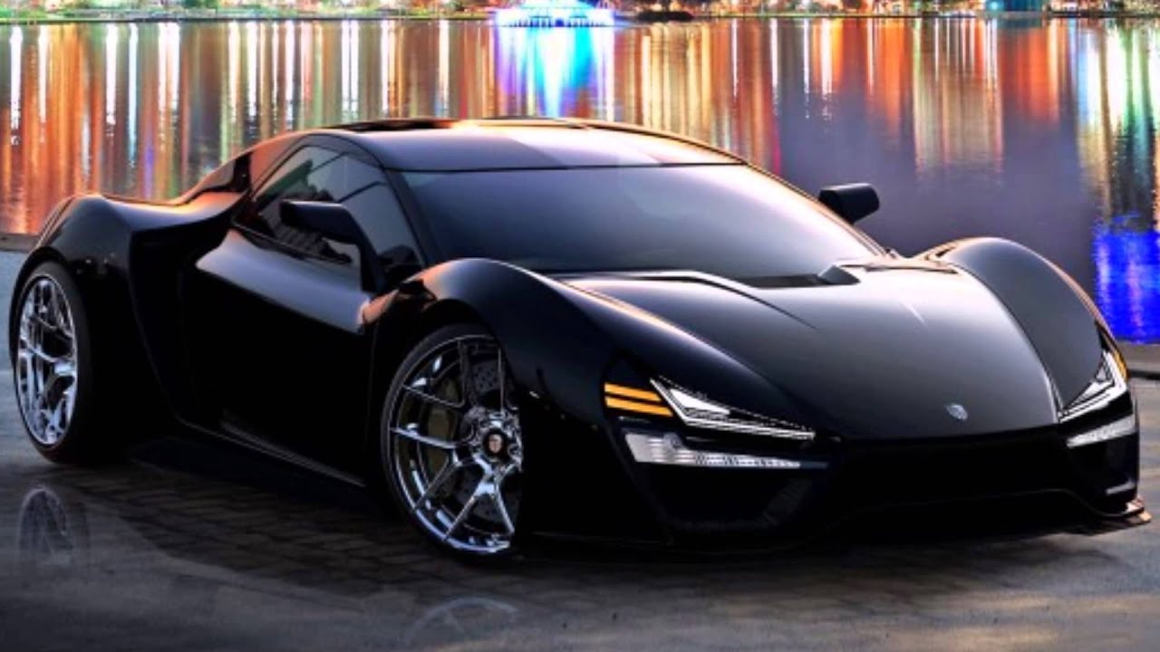 TRION NEMESIS Lhypercar De 2000 Ch Pour 2016 YouTube