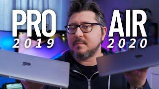 """MacBook Air 2020 vs Pro 13"""": il CONFRONTO"""