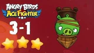 Angry Birds Ace Fighter - Tropical Beach 3-1 [HERO]