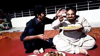 Thora Khao Sehat Bachao | Eid ul Azha | Meat | Asghar Khoso