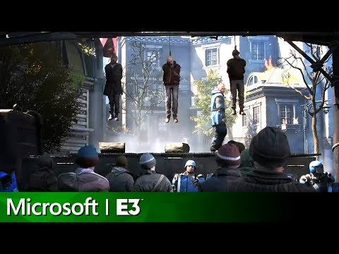 Dying Light 2 Reveal Demo | Microsoft Xbox E3 2018