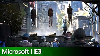 Dying Light 2 Reveal Demo | Microsoft Xbox E3 2018