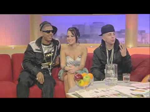 N-Dubz Interview on GMTV 28.04.10