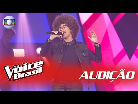 Brena Gonçalves canta 'Alguém me Disse' nas Audições – 'The Voice Brasil' | 5ª Temporada