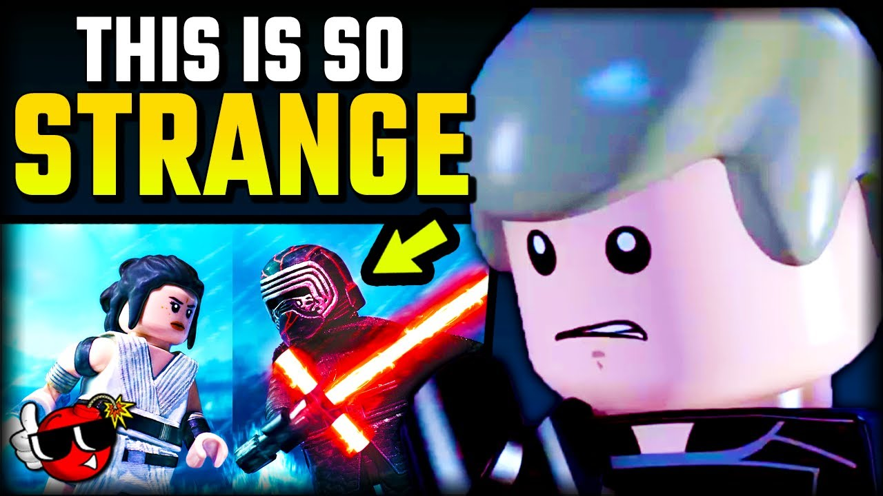 New Lego Star Wars CONFUSING us...