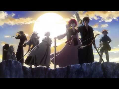 Akatsuki Wallpaper Hd Tvアニメ『暁のヨナ』ノンテロップop Youtube