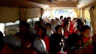 SAFF Championship   Nepal Vs Maldives  Eves Singing A Song Before Moving To Stadium For Maldives Clash