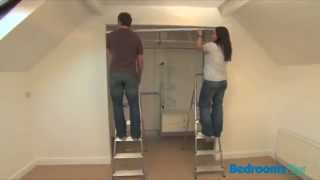 Fitted Bedroom - Fitting Your Built In Wardrobe Furniture