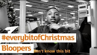 #everybitofChristmas Bloopers | Sainsbury's Ad | Christmas 2017