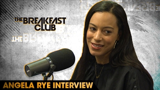Angela Rye Discusses Banking Black, Trump's Troubling Administration & More