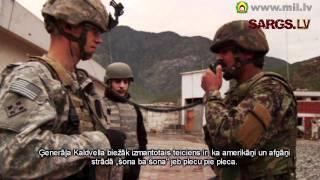 Dena Radera reportāža: Kas un kāpēc notika Afganistānas priekšpostenī Bari Alai?