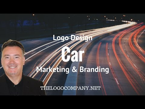 Logo Design - Branding and Marketing for the Car Industry