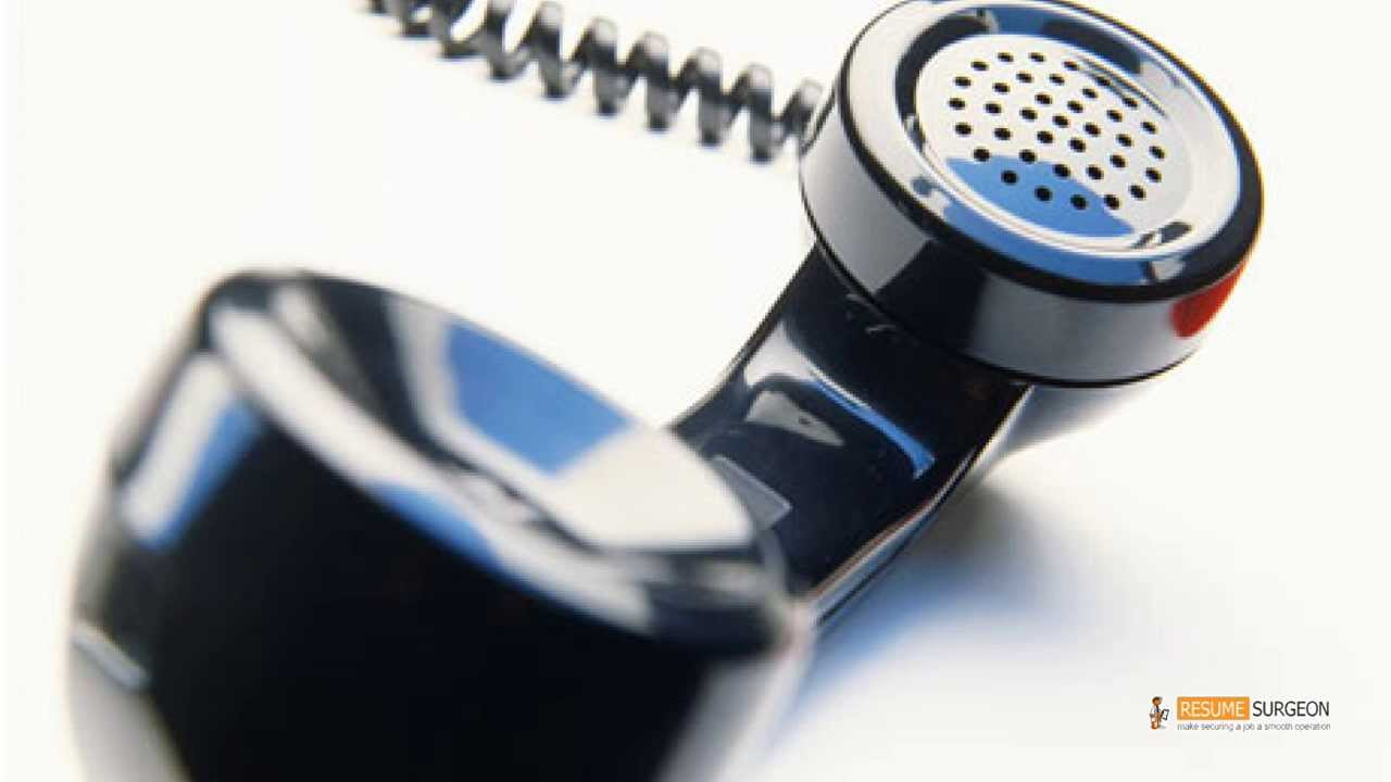 how to impress during a telephone job interview how to impress during a telephone job interview