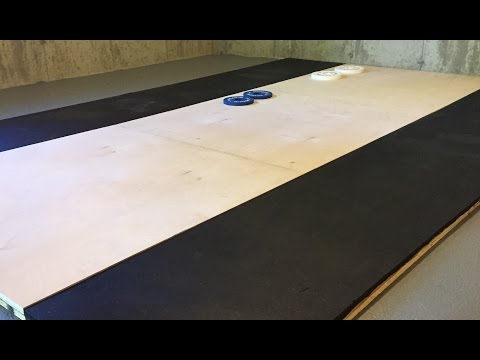 Building a Lifting Platform