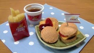 Happy Kitchen Candy Hamburgers ~ ハッピーキチンハンバーガー thumbnail