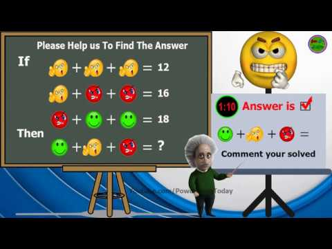 You are genius to get 100 score! BEST IQ Test 2017 | Free online games IQ  Test 2017