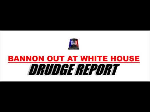 Bannon Out at White House ... Limbaugh Initial Reaction to News