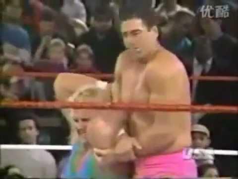 WWF RAW 03.08.1993