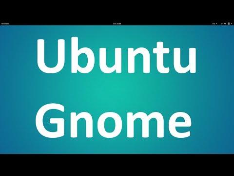 #118 Ubuntu Gnome 17.04 - Install & configure Samba (SMB) for folder sharing