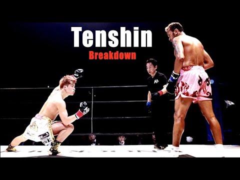 Tenshin Nasukawa - Why Mayweather Made The Right Choice | Technique Breakdown