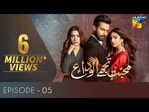Download Mohabbat Tujhe Alvida Episode 5 HUM TV Drama 15 July 2020