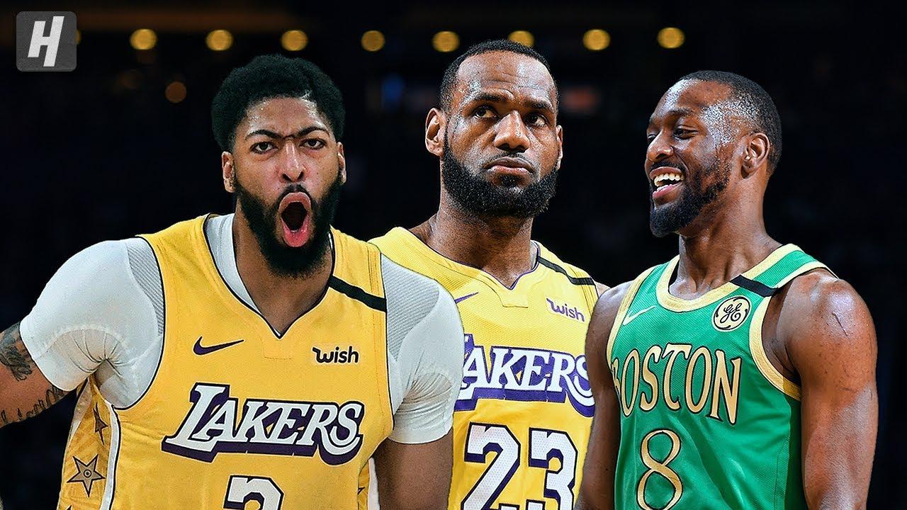 Boston Celtics vs Los Angeles Lakers NBA Odds and Predictions