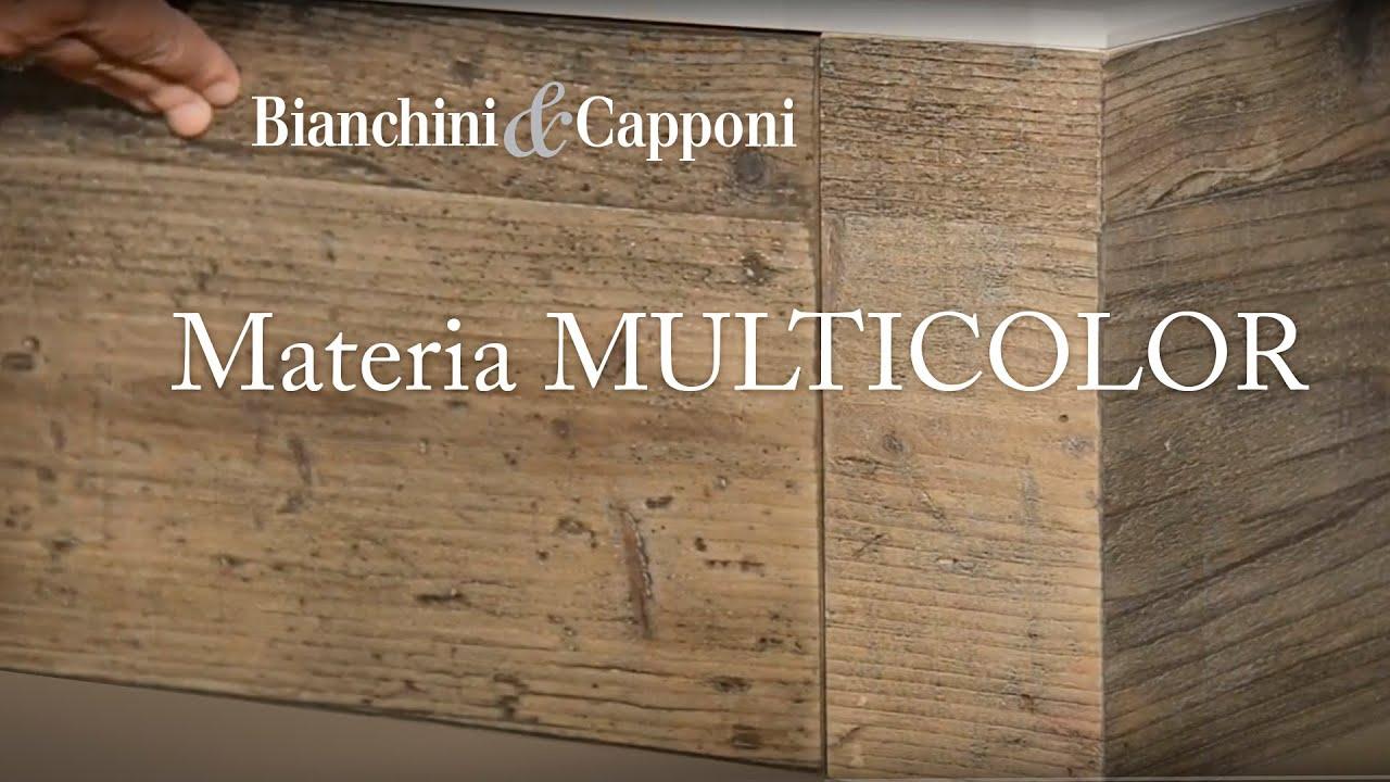 Bianchini & Capponi - Materia MULTICOLOR - Mobili bagno Made in ...