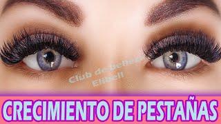 Como hacer Crecer las Pestañas/ How to make eyelashes longer/How to Grow Long, Thick, Healthy Lashes