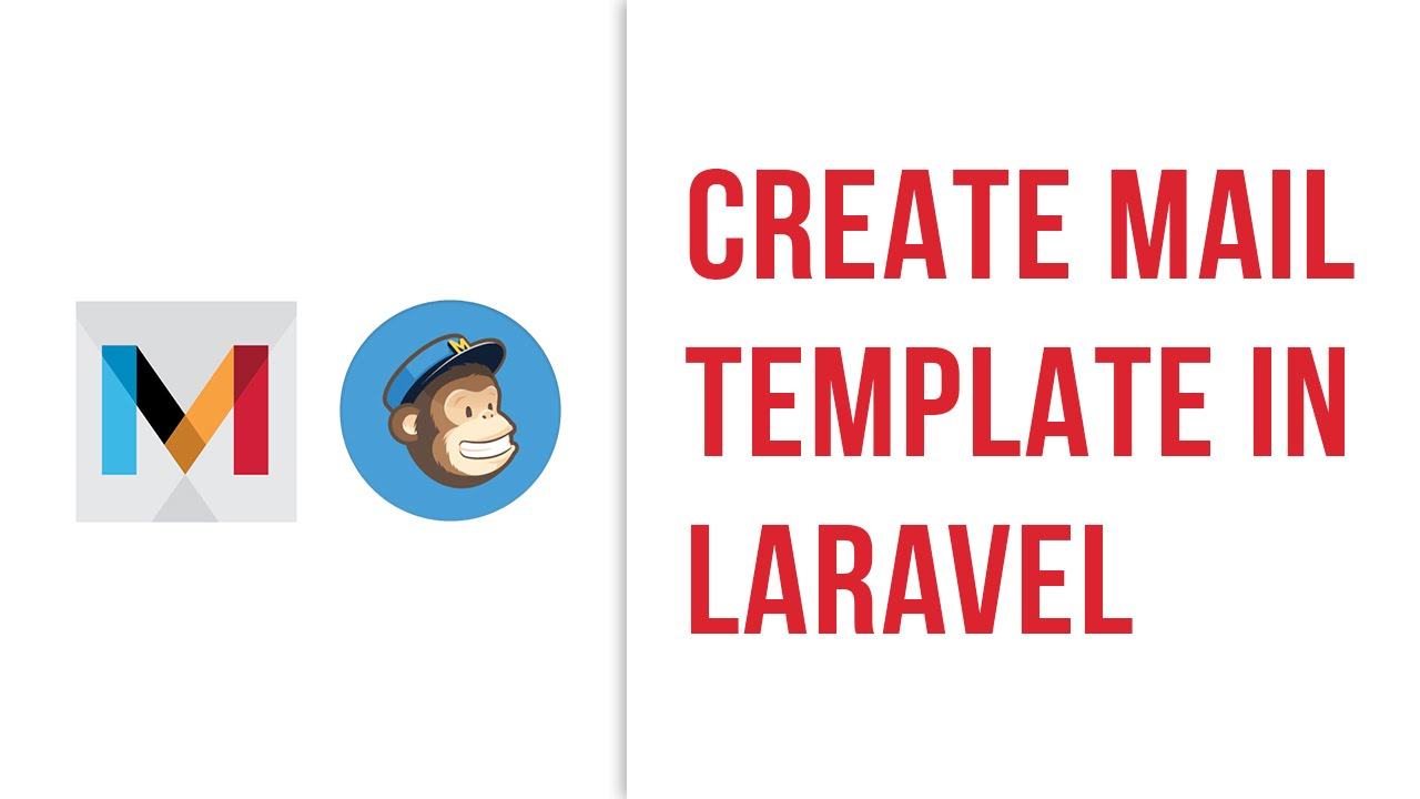 Create Mail Template In Laravel Youtube