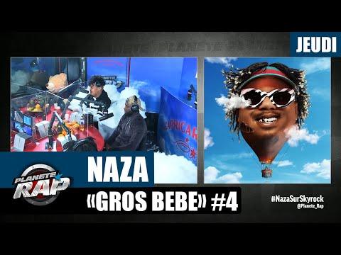 Youtube: Planète Rap – Naza«Gros bébé» avec Veli et Dadi #Jeudi