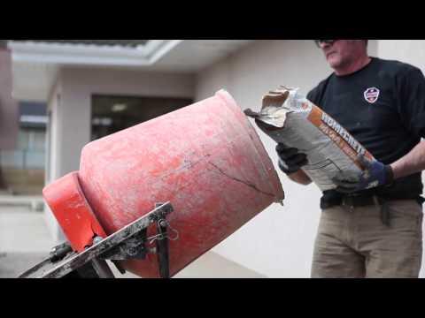 Home Pros Cement Mixer Rental