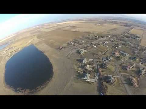Aerial Photography DJI Naza Elevatedwork Quadcopter High Altitude