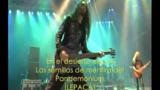 THERION - In the desert of Set (Subtítulos en español)
