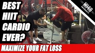 High Intensity Cardio (HIIT), Maximal Fat Loss & Body Composition in Bodybuilding