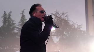 The Damned - Standing on the Edge of Tomorrow, Burger Boogaloo 2018 & PressureDrop.tv