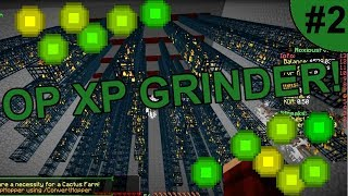 OP SKELETON XP GRINDER! ~ NOXIOUSPVP #2 (Minecraft Factions)