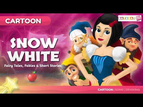 Snow White and Seven Dwarfs Tale in Hindi स्नो व्हाइट बच्चों की नयी हिंदी कहानियाँ
