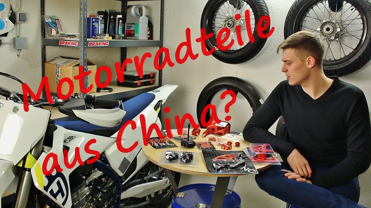 motorradteile aus china bestellen powerparts fake. Black Bedroom Furniture Sets. Home Design Ideas
