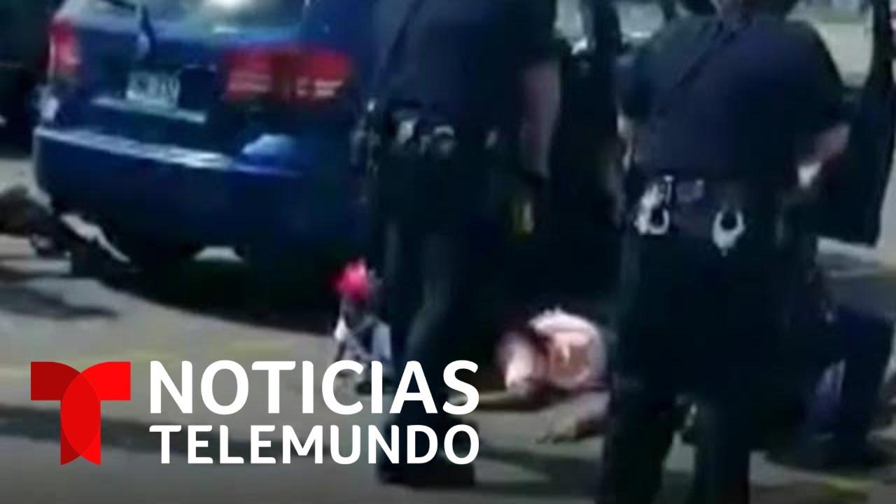 Policías detienen y someten a niñas afroamericanas por error | Noticias Telemundo