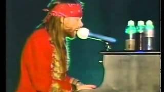 Guns N' Roses - November Rain (Paris 1992)