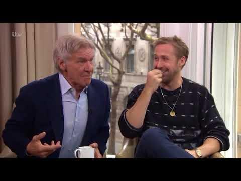 "ITV ""This Morning"" Reporter  Alison Hammond Cracks up Harrison Ford"