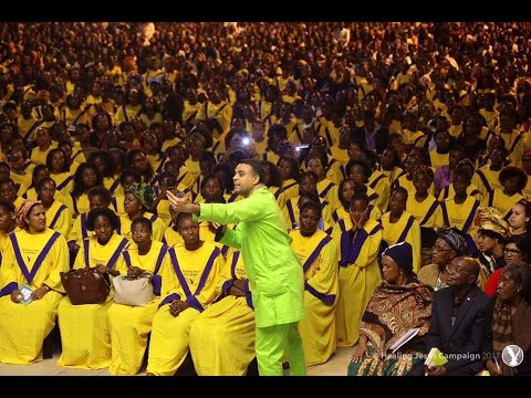 HEALING JESUS CAMPAIGN,  MAPUTO DAY 3 - THE SORROWS OF HELL