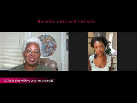 Benefits of nuts and nut oils - Chef Angelia & Sheila